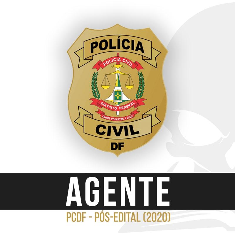 PF e PRF 2021 - Projeto Caveira