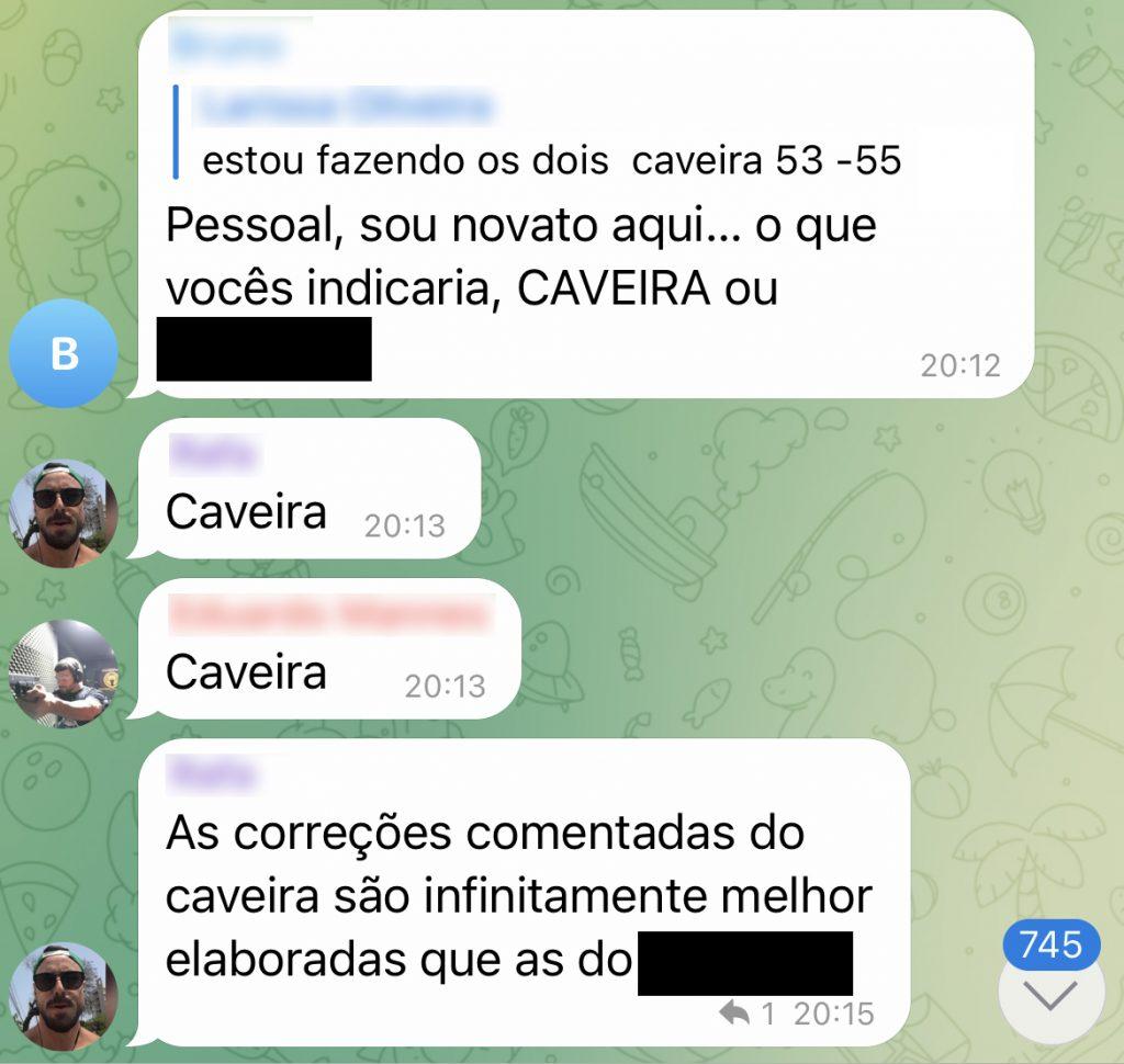 Projeto Caveira